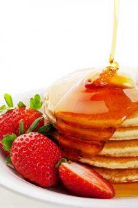 organic buttermilk pancakes