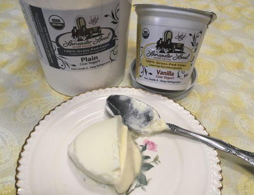 Lancaster Local Premium Yogurt