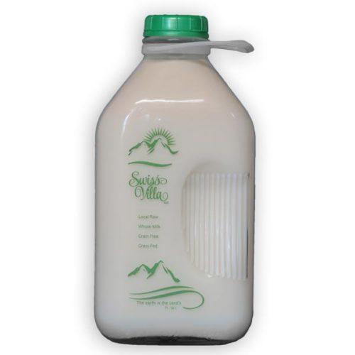 Is Swiss Villa Raw Milk Safe?