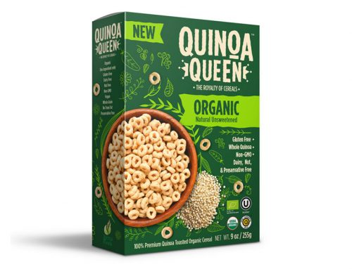 Quinoa Queen Cereal